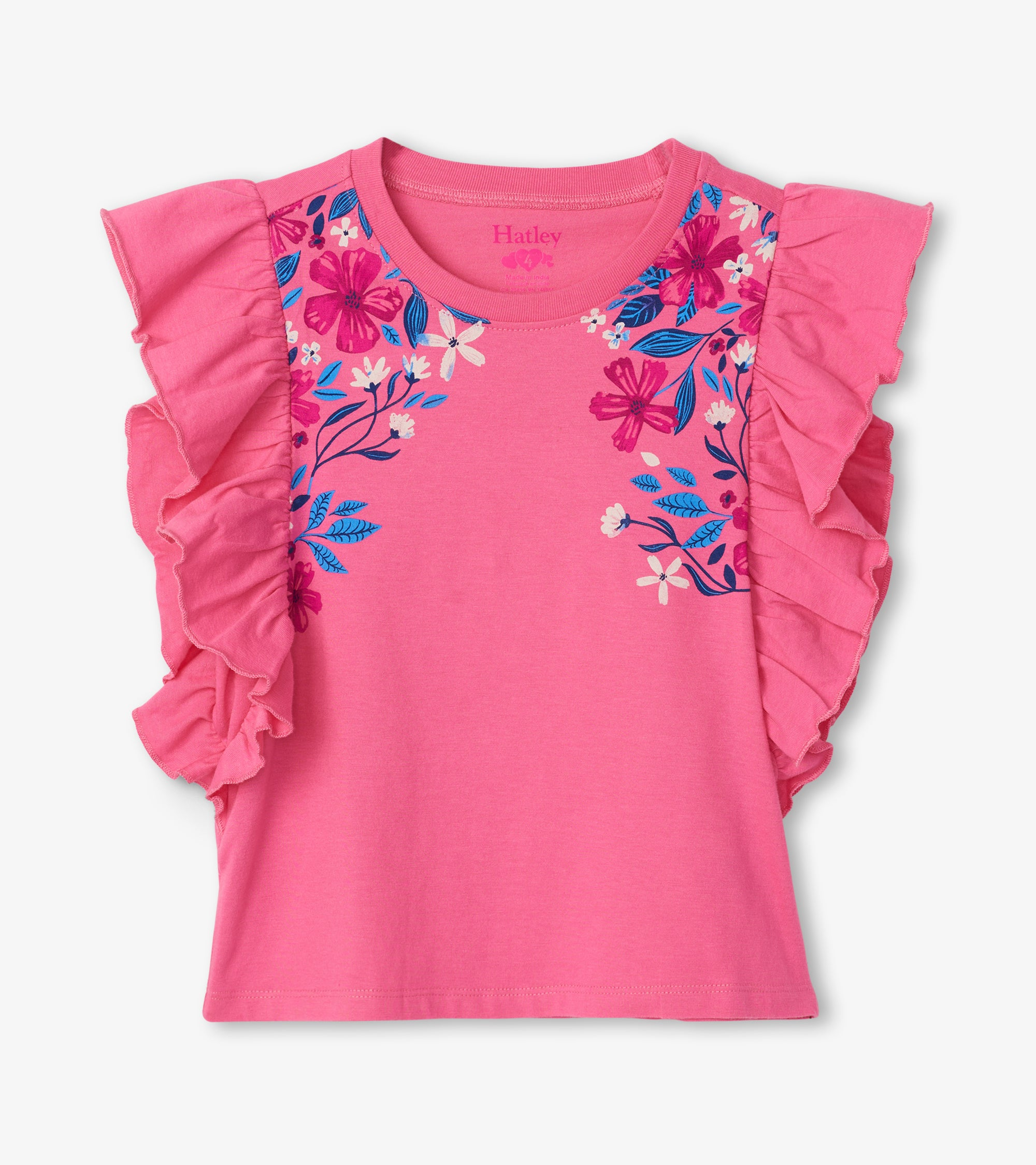 Summer Blooms Top