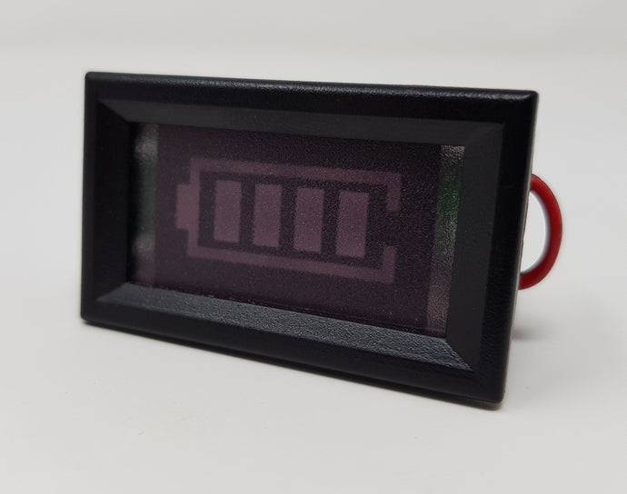 12 Volt Digital Panel Meter