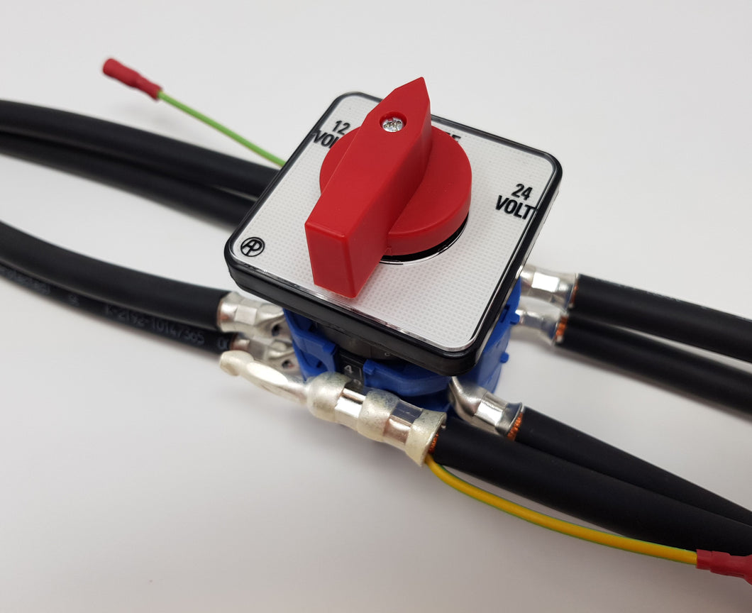 Jump Starter inner cables with switch