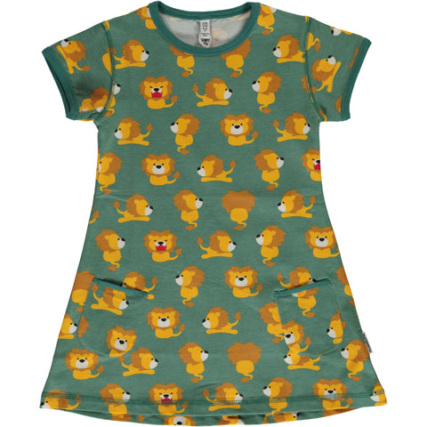 Maxomorra Lion Tunic Dress