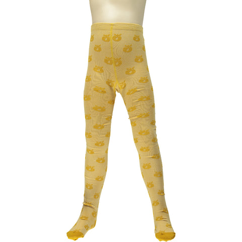 Smafolk Apple Tights Yellow