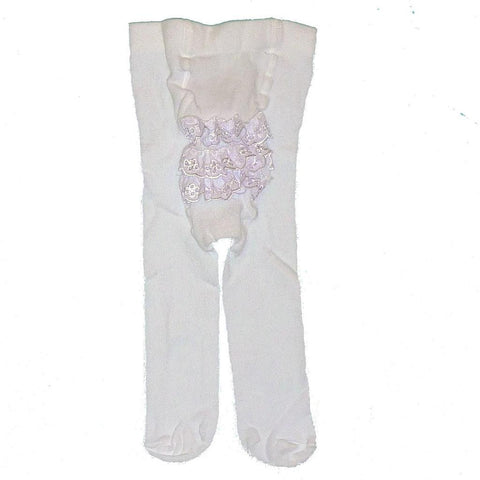 Name It Ruffled Baby Tights