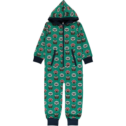 Maxomorra Farm Onesie
