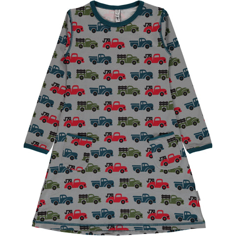 Maxomorra Truck Dress