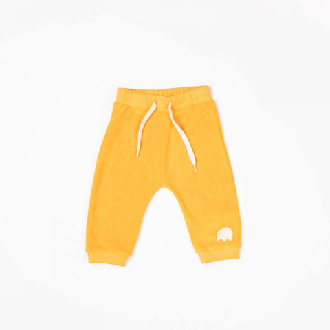 Alba of Denmark Lucca Baby Trousers Beeswax Yellow