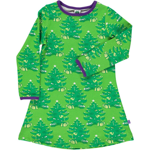 Smafolk Christmas Tree Dress