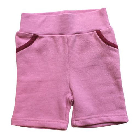 Mini Cirkus Pastel Lavender Purple Shorts