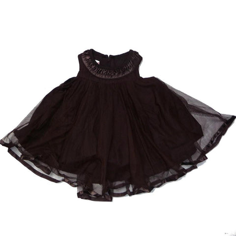 Name It Tulle Dress in Mocca for Babies