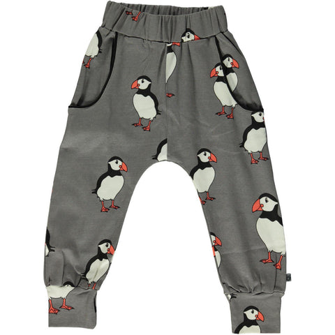 Smafolk Puffin Grey Trousers Joggers