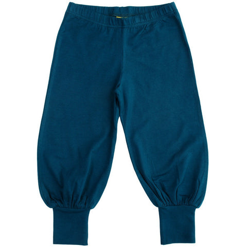 More Than A Fling Baggy Trousers Deep Teal