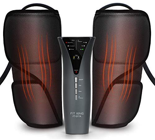 Heated Leg & Calf Compression Massager