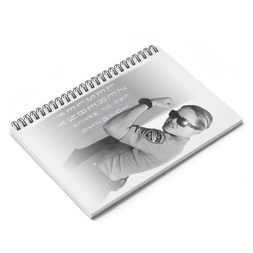 Hero Lesley Spiral Notebook - Ruled Line