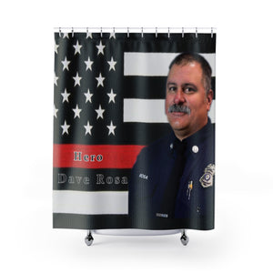 Hero Dave Rosa - Cora Rayne Collection - Shower Curtains