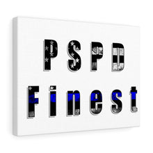 """PSPD Finest"" Cora Rayne Collection - Canvas Gallery Wraps"