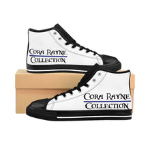 Cora Rayne Collection Women's High-top Sneakers