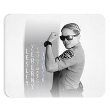 Hero Lesley Mousepad