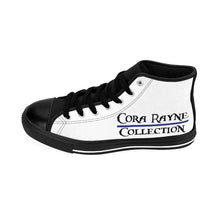 Cora Rayne Collection Men's High-top Sneakers
