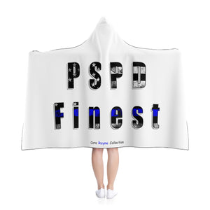 """PSPD Finest"" Hooded Blanket"