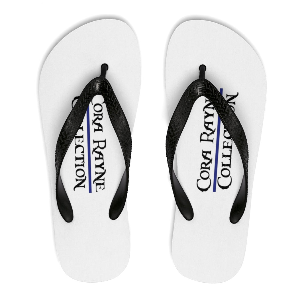 Cora Rayne Collection Unisex Flip-Flops