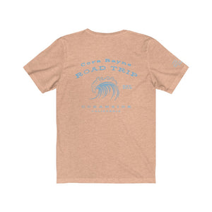 Road Trip Oceanside - Unisex Jersey Short Sleeve Tee
