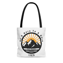 """PSPD Finest"" Cora Rayne Collection  -  AOP Tote Bag"