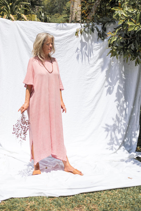 NANCY ROSE KAFTAN DRESS