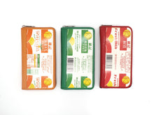 Load image into Gallery viewer, KOWLOON DAIRY LONG WALLET (ORANGE) | RECYCLED