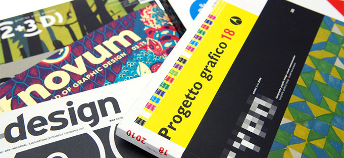 Top 5 Revistas Digitales de Diseño