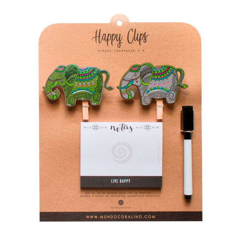 Happy Clips Elefante