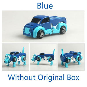 Automatic transform Dog Car Vehicle toy