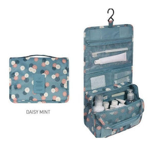 Wishboxx Travel Cosmetic Bag - My Wish Boxx
