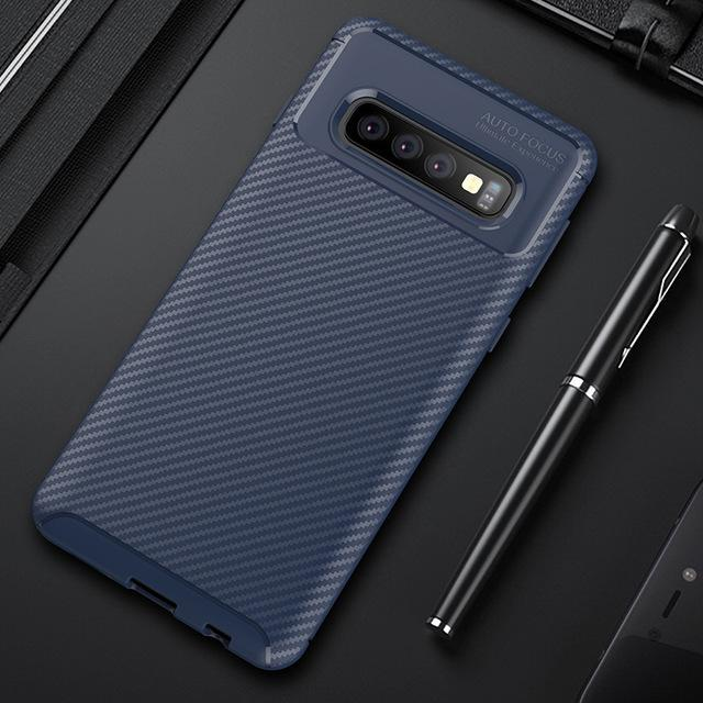 TPU Shockproof Case For Galaxy S10+ S10e - My Wish Boxx