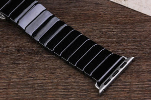 Ceramic Watchband for Apple Watch Band - My Wish Boxx