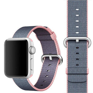 Nylon strap band For Apple Watch - My Wish Boxx