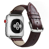 High quality Leather loop for iWatch - My Wish Boxx