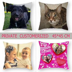 GIFT  Photo Customization  Pillowcase
