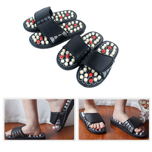 Yoga Acupressure Fitness Massage Slippers