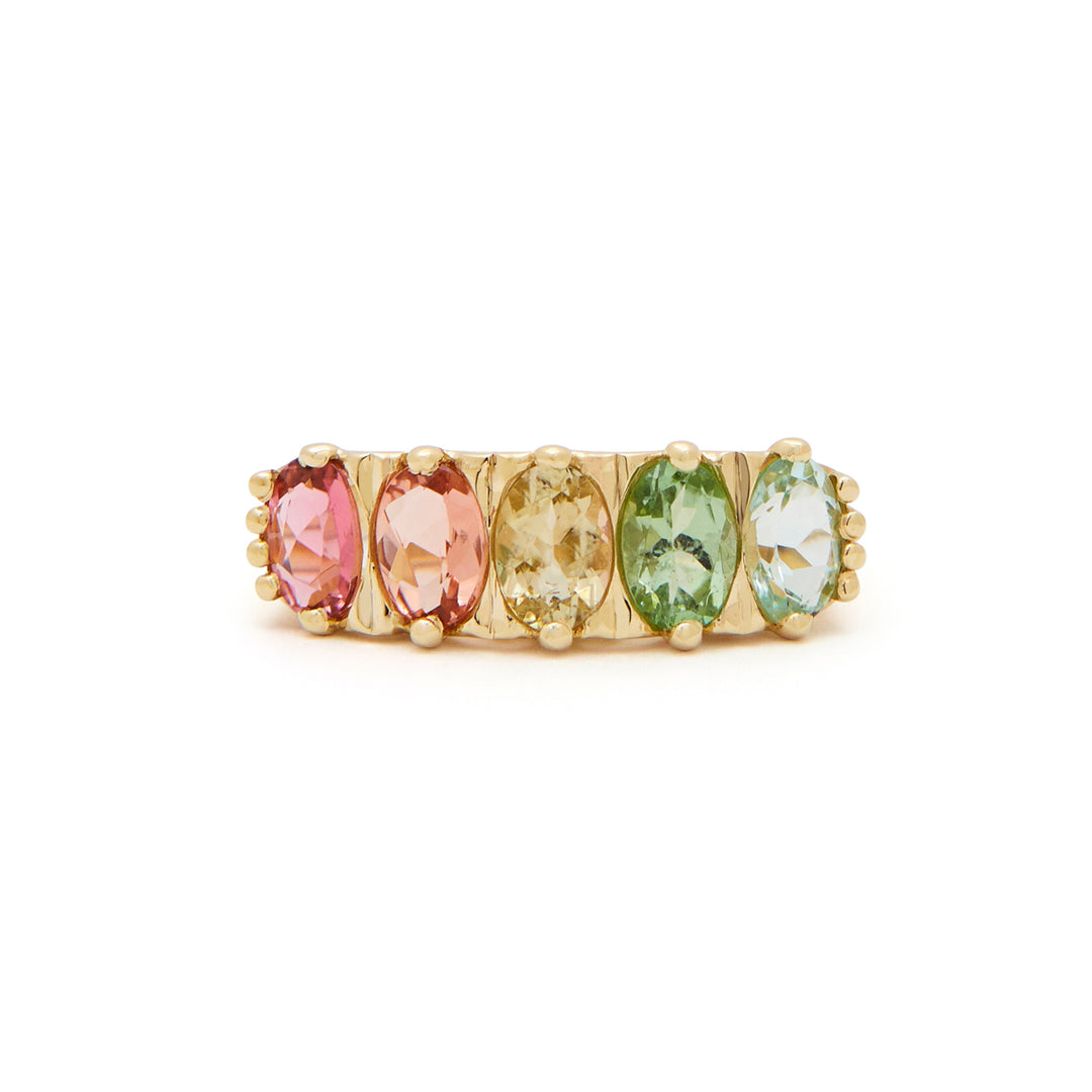 The F&B Pastel Ombre Ring