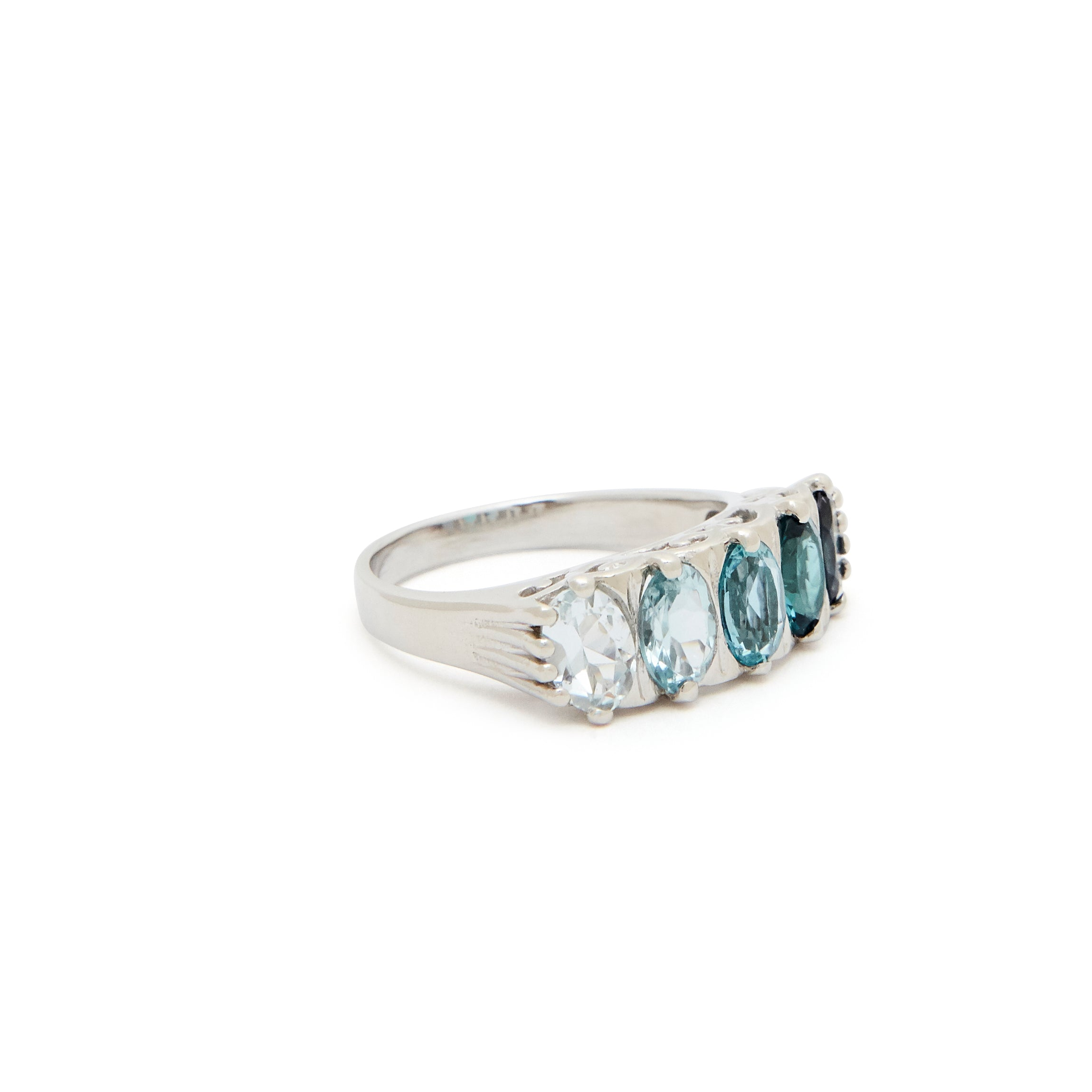 The F&B Ocean Ombre Ring
