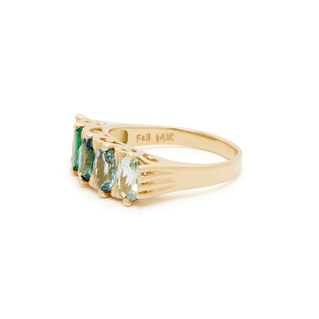 The F&B Island Ombre Ring