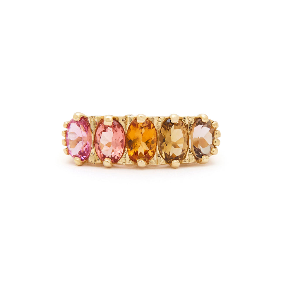 The F&B Harvest Ombre Ring