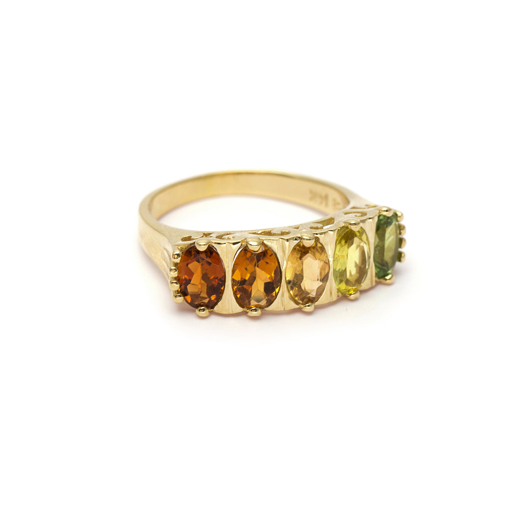 The F&B Safari Ombre Ring