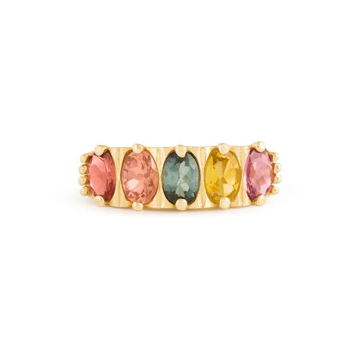 The F&B Candy Land Ombre Ring