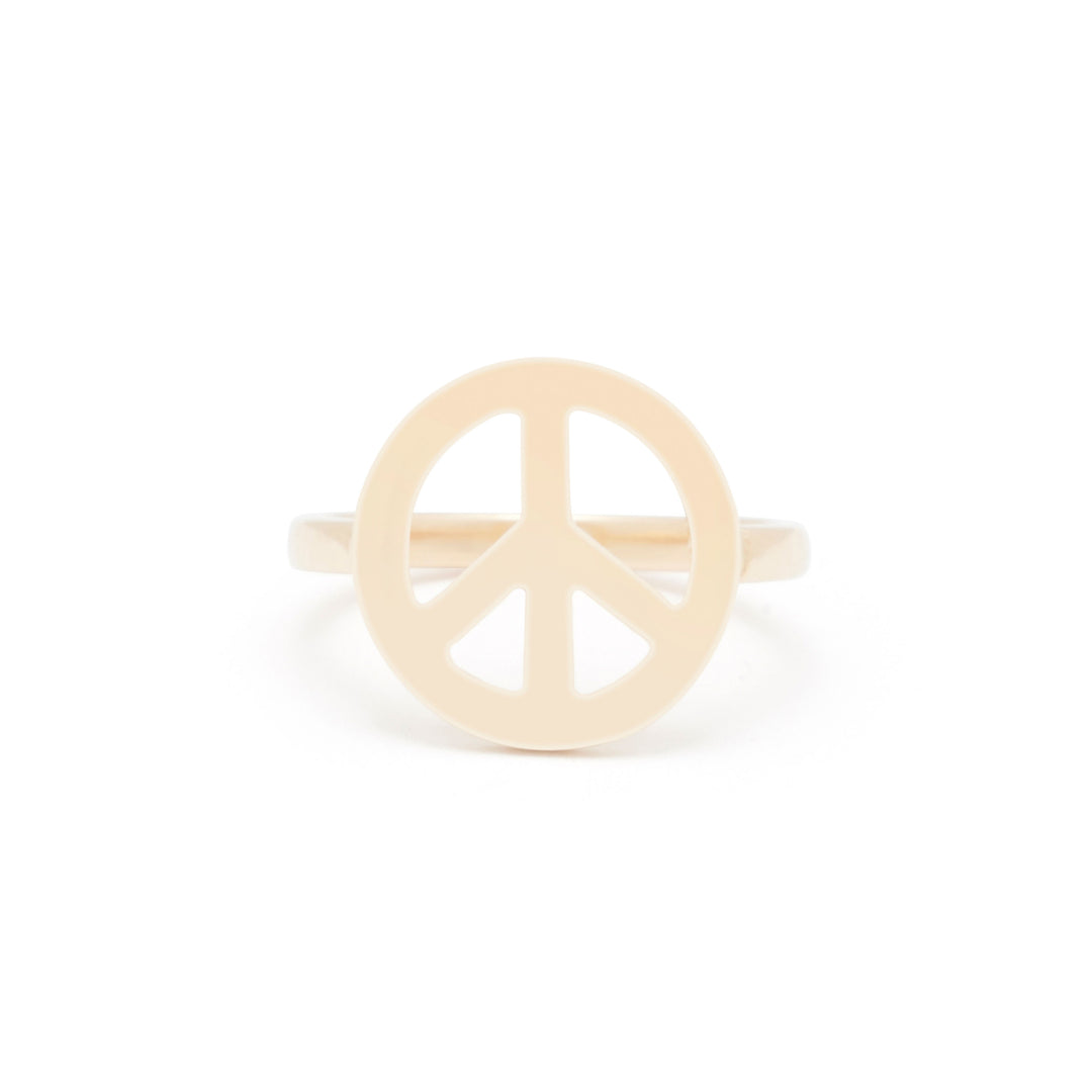 The F&B Peace Sign Ring