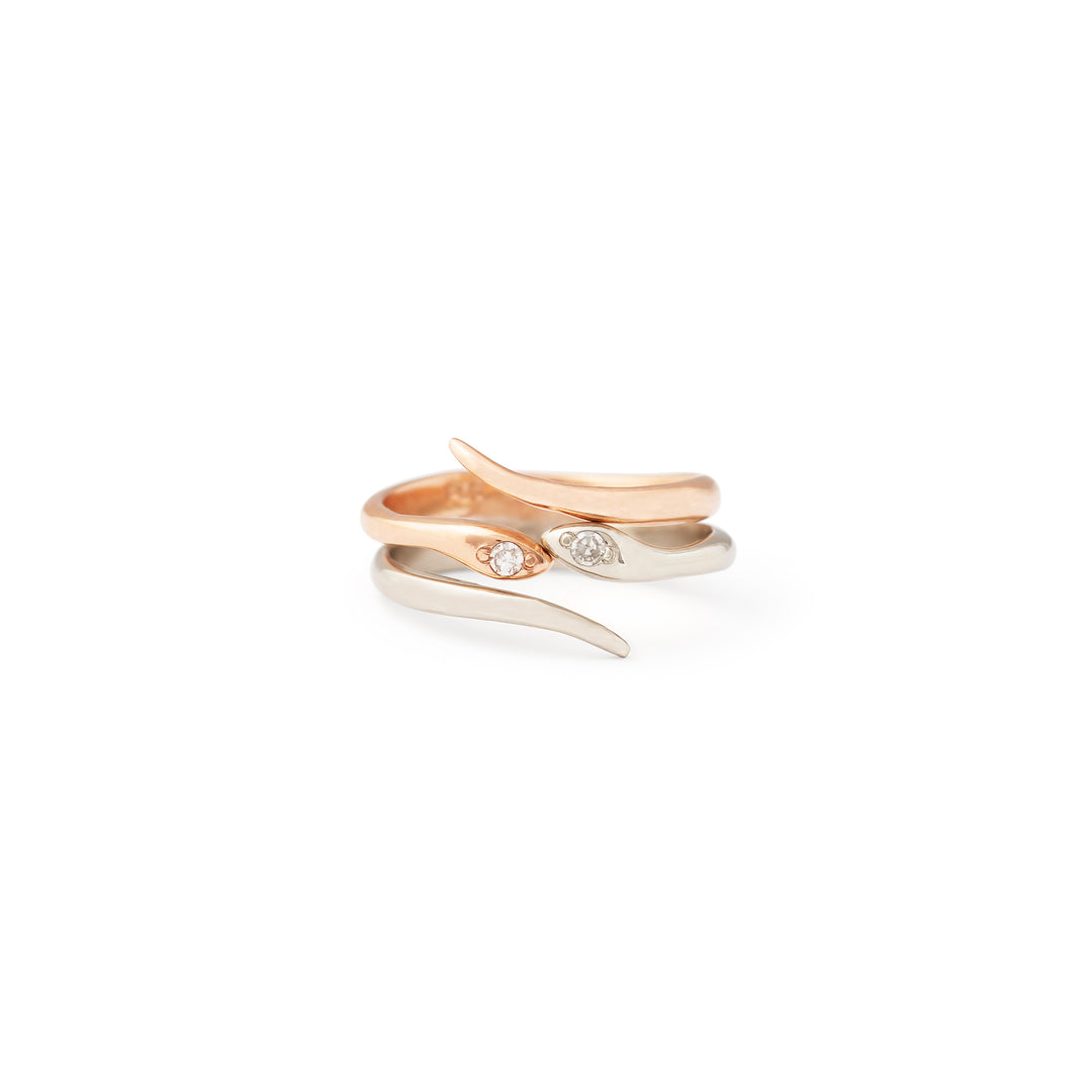 The F&B Snake Charmer Ring