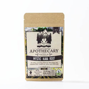 The Apothocary - CBD Tea