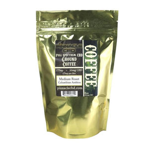 Pinnacle Full Spectrum CBD Ground Coffee