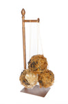 Bird Nesting Kit with Alpaca Fleece Refill (200 grams)