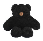 "Super Bear 17"" Huacaya Alpaca Teddy Bear Black"