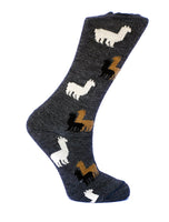 Kids Alpaca Herd Socks